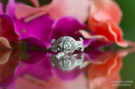 wedding and engagement rings at rockhill wedding