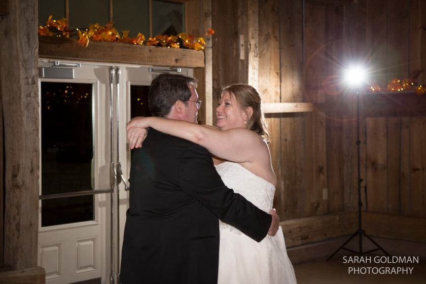 first dance mirolo barn columbus