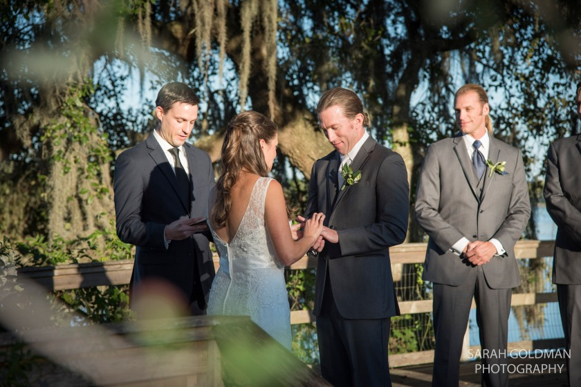 plantation wedding charleston