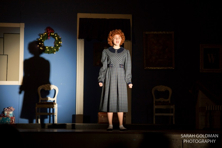 event photos of annie