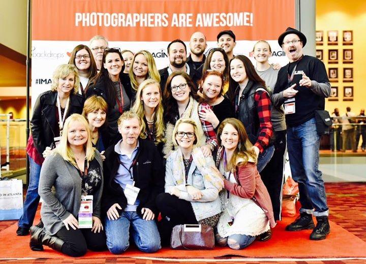 SC photographers at imaging usa
