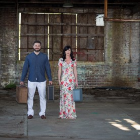 vintage engagement session in columbia sc