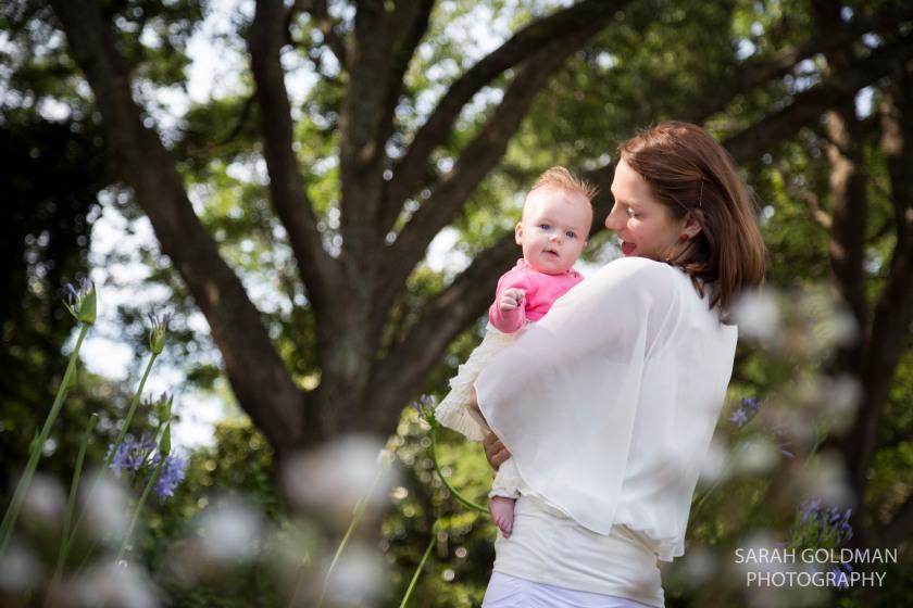 baby photos in hampton park charleston sc