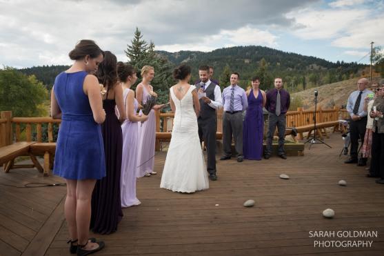wyoming wedding