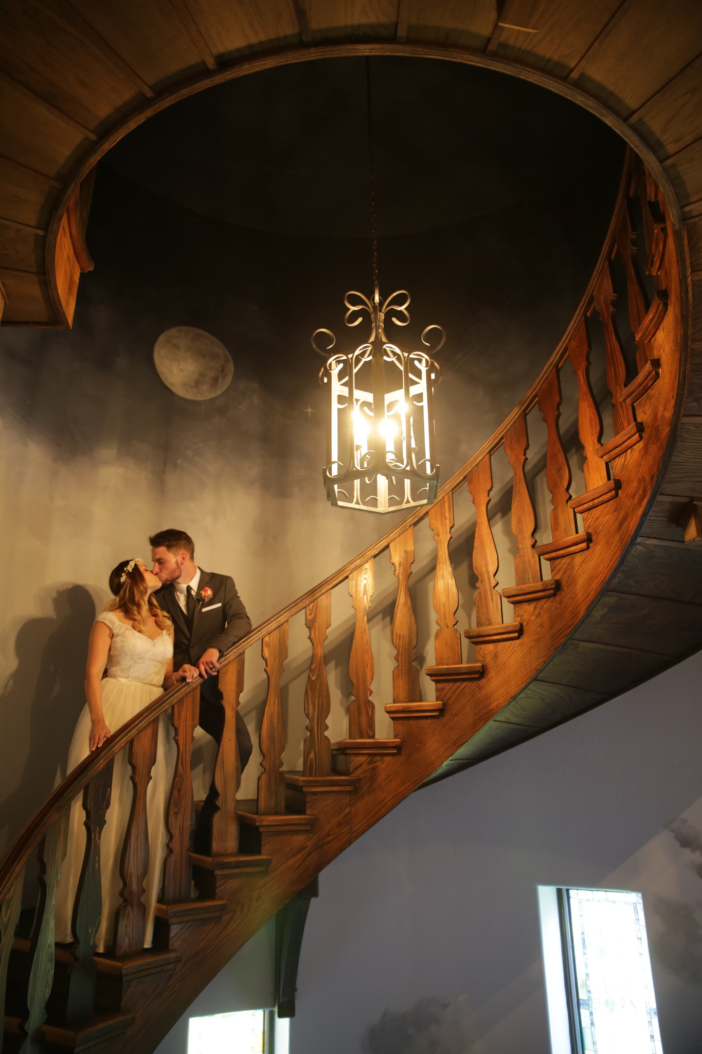Wedding at Castle Ladyhawke North Carolina