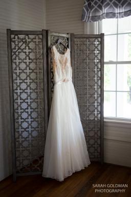 london and lace wedding dress
