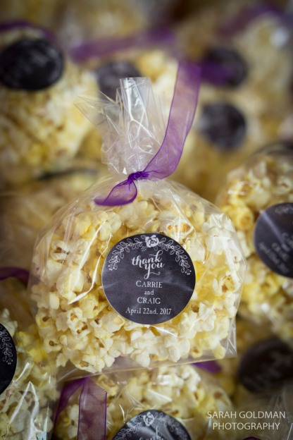 cromers popcorn favors
