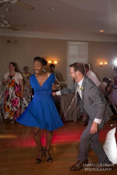 wedding reception in lexington sc