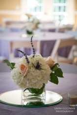 american floral centerpieces