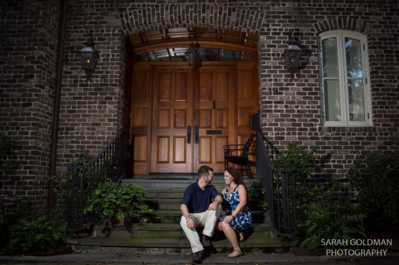 engagement photos in charleston sc