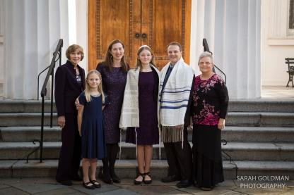 Kahal Kadosh Beth Elohim bat mitzvah (14)