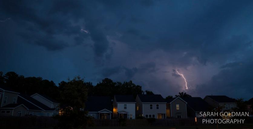South Carolina lightning storm (3)