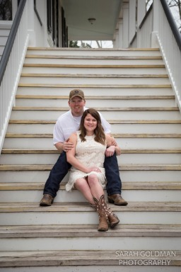 Old Santee Canal Park Engagement (12)