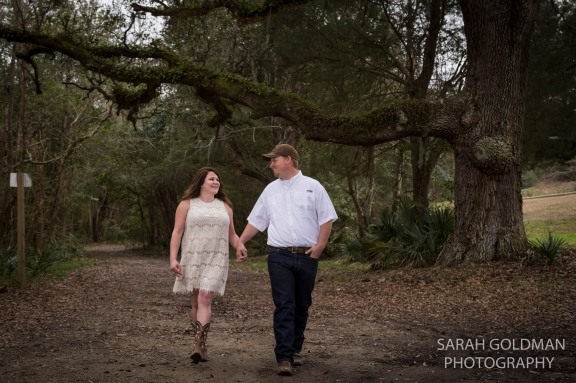 Old Santee Canal Park Engagement (34)