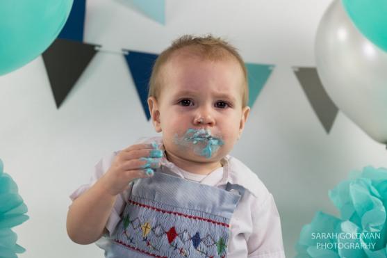 1st birthday cake smash charleston (16)