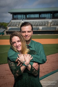 Charleston Riverdogs Engagement (12)
