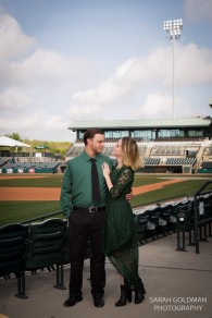 Charleston Riverdogs Engagement (7)