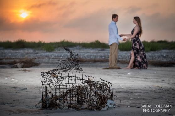 Folly Beach Engagement Photos (24)
