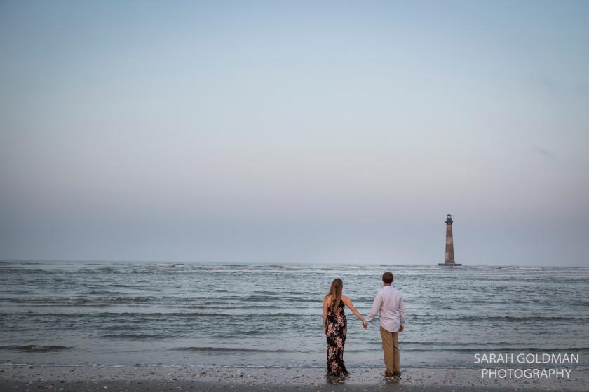 Folly Beach Engagement Photos (30)