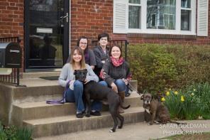 Laura Hanley Front Steps Project Arlington